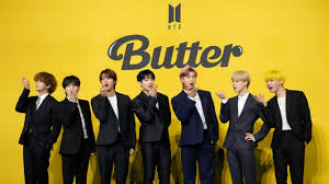 butter song promotion