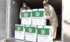 Pakistan has received 1st batch of pfizer doses from COVAX